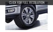 2016 Ford Bronco Svt wheels #1