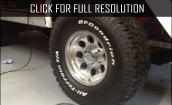 2016 Ford Bronco Svt wheels #2