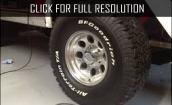 2016 Ford Bronco Svt wheels #2
