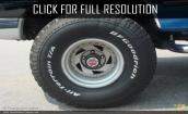 2016 Ford Bronco Svt wheels #4