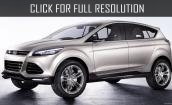 2016 Ford Escape - update, dimensions, interior