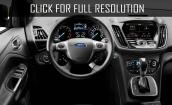 2016 Ford Escape interior #3