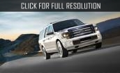 2016 Ford Expedition - description, changes, interior, price