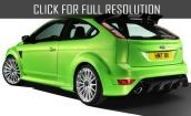 2016 Ford Focus Rs - photos, video, tech specs, interior