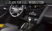 2016 Ford Focus Rs interior #2