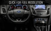 2016 Ford Focus Rs interior #4