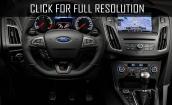 2016 Ford Focus Rs interior #4