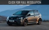 2016 Ford Focus rs500 #2