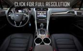 2016 Ford Fusion interior #1