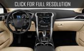 2016 Ford Fusion interior #2