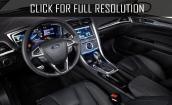 2016 Ford Fusion interior #3
