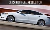 2016 Ford Fusion se #1
