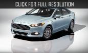 2016 Ford Fusion se #2