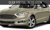 2016 Ford Fusion se #3