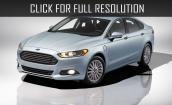 2016 Ford Fusion titanium #1