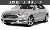 2016 Ford Fusion titanium #2