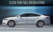 2016 Ford Fusion titanium #3