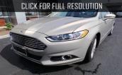 2016 Ford Fusion titanium #4