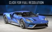 2016 Ford GT - supercar, redesign, interior, engine