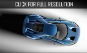 2016 Ford gt40 #1