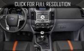 2016 Ford Ranger interior #1