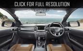 2016 Ford Ranger interior #2