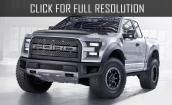 2016 Ford Raptor - exterior, interior, complete sets