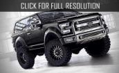 2016 Ford Raptor black #4