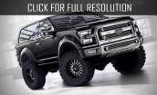 2016 Ford Raptor black #4