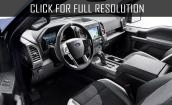 2016 Ford Raptor interior #1