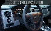 2016 Ford Raptor interior #2