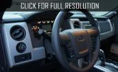 2016 Ford Raptor interior #2