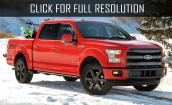 2016 Ford Raptor red #3