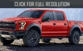 2016 Ford Raptor red #4