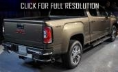 2016 GMC Canyon - design, technical characteristics, interior, price