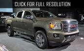 2016 Gmc Canyon duramax #2