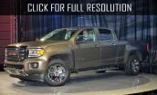 2016 Gmc Canyon Turbo diesel #2