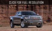 2016 Gmc Canyon Turbo diesel #3