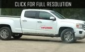 2016 Gmc Canyon Turbo diesel #4