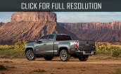 2016 Gmc Canyon zr2 #1
