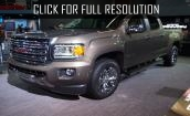 2016 Gmc Canyon zr2 #4