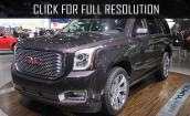 2016 GMC Yukon - design, technical characteristics, price, engine