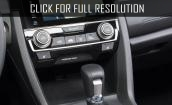 2016 Honda Civic Sedan interior #3