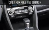 2016 Honda Civic Sedan interior #3