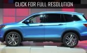 2016 Honda Pilot - redesign, review, interior design, spy photos, msrp