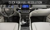 2016 Honda Pilot interior #1