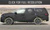 2016 Honda Pilot Spy photos #3