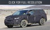 2016 Honda Pilot Spy photos #4