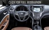 2016 Hyundai Santa Fe interior #3