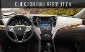 2016 Hyundai Santa Fe interior #4